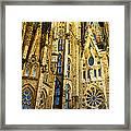 Gaudi - Sagrada Familia Framed Print