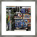 Gay Village 1 Framed Print