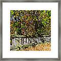 Genesee Valley Park Framed Print
