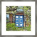 German Timber-framed Country House Framed Print by Heiko Koehrer-Wagner