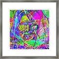 Geronimo 20130611 Framed Print by Wingsdomain Art and Photography