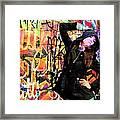 Ghetto Colours Framed Print