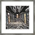 Ghost Train Revisited Framed Print