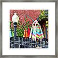 Ghosts Of Good Times Past Framed Print