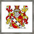 Gibbons Coat Of Arms Irish Framed Print