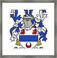 Gilligan Coat Of Arms Irish Framed Print