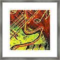 Gitar Framed Print