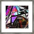 Glass Abstract 316 Framed Print