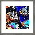 Glass Abstract 4 Framed Print