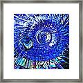 Glass Abstract 478 Framed Print