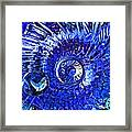 Glass Abstract 479 Framed Print