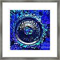 Glass Abstract 481 Framed Print