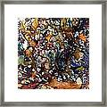 Glass Block 1 Framed Print