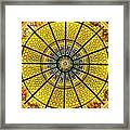 Glass Ceiling 2 Framed Print