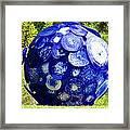 Glass Planet Framed Print