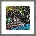 Glen Eden Framed Print