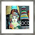 Global Cola Atlanta Ga Framed Print