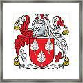 Gogan Coat Of Arms Irish Framed Print