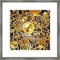 Gold Time.  Framed Print by Tautvydas Davainis