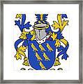 Golding Coat Of Arms Irish Framed Print