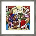 Good And Faithful Servant Framed Print