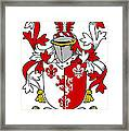Goodwin Coat Of Arms Irish Framed Print