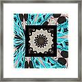Graffiti - Reign V Framed Print