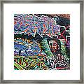 Graffiti Series 01 Framed Print