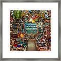 Grand Bazaar - Istanbul Framed Print