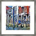 Grand Canal - Venice Framed Print