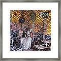 Grandma Prisbrey's Bottle Village In Simi Valley Framed Print