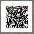 Greed Is A Human Issue Framed Print