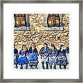 Greek Montagnard Framed Print