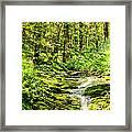 Green River No2 Framed Print