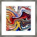 Groovalicious Framed Print