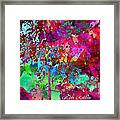 Groovy Day Framed Print