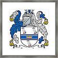 Grumley Coat Of Arms Irish Framed Print