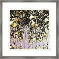 Hallucinogenic Carousel. 2013 80/60 Cm.  Framed Print