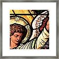 Hand Of The Angel Framed Print