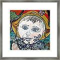 Hannah Framed Print by Matthew  James