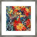 Happiness By Rafi Talby Framed Print