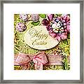 Happy Easter 2 Framed Print