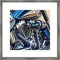 Harley Davidson 2 Framed Print