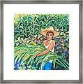 Harvest Magic Framed Print