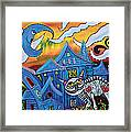 Haunted Hollow Framed Print by Laura Barbosa
