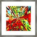 Have You Advertised In Hyperspace? Framed Print