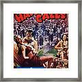 Hawaii Calls, Us Poster Art, Ned Framed Print