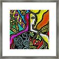 Health Food Framed Print