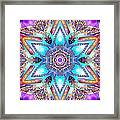 Heart Of Inner Sense Framed Print