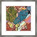 Heart Of Lipari Framed Print